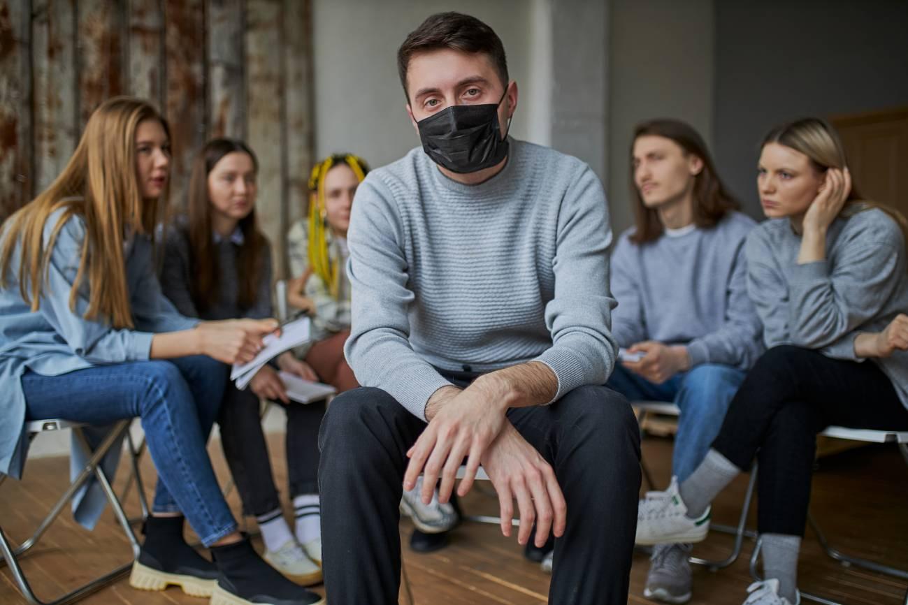 Ciències del comportament per a aconseguir que et posis la màscara