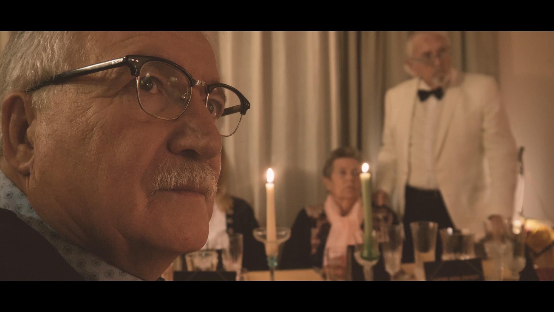 """Estrena de """"Sopar amb difunt"""", darrera pel·lícula realitzada pel Taller de Cinema de gent gran de Roses"""