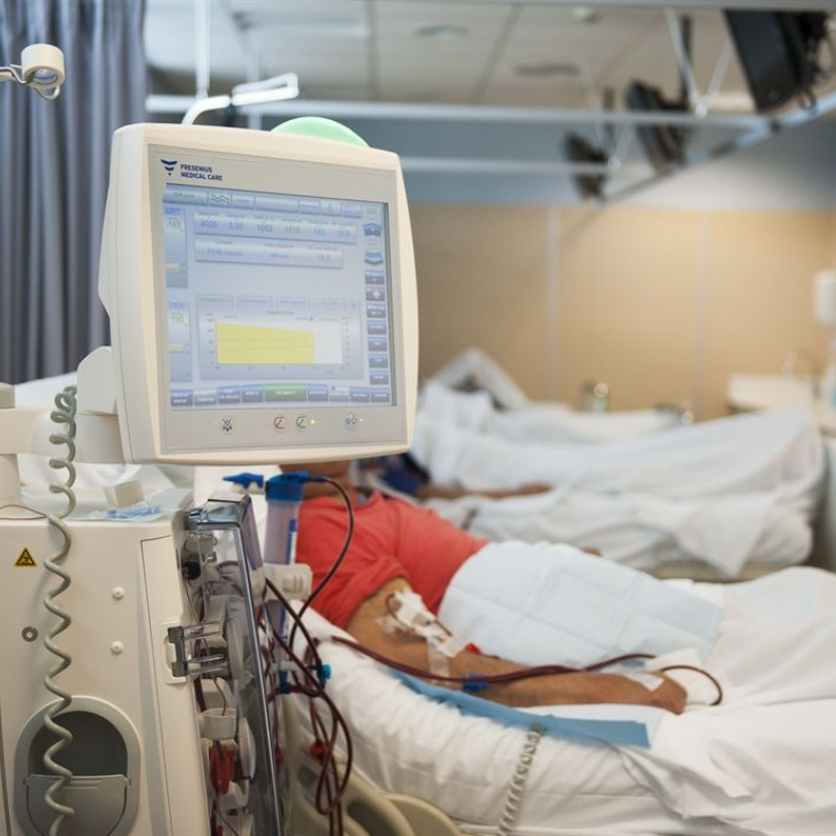 Primera defunció a l'Hospital de Figueres a causa dels rebrots per COVID