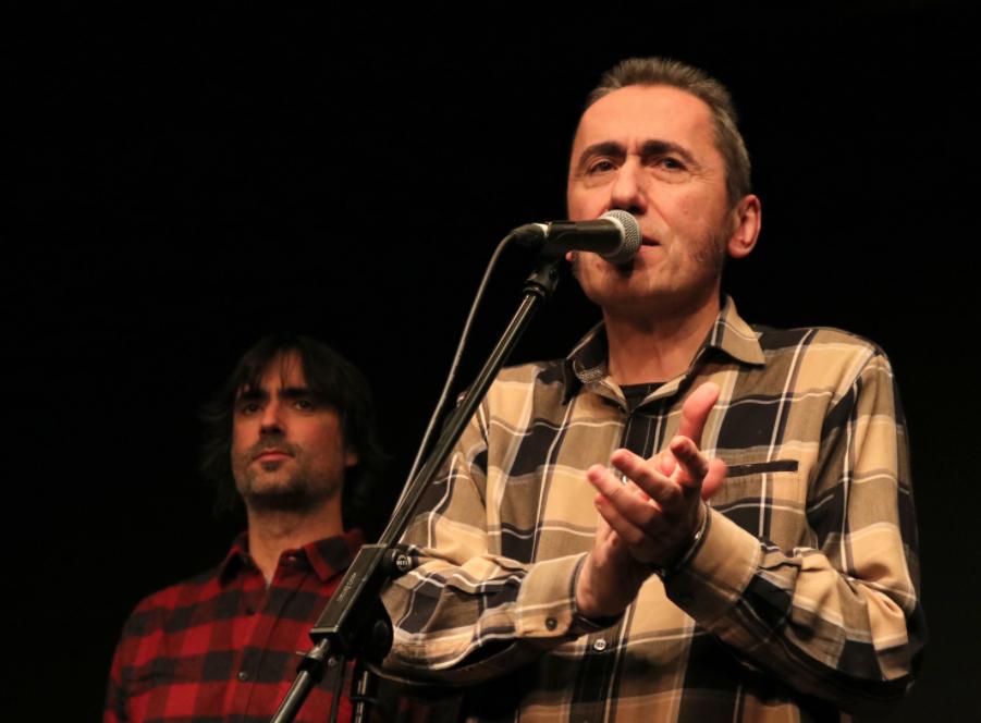 El cantautor basc Jabier Muguruza tanca el cicle D'Nits