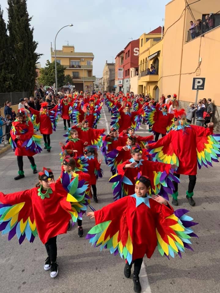 Suspès el Carnaval de Castelló d'Empúries del 2021