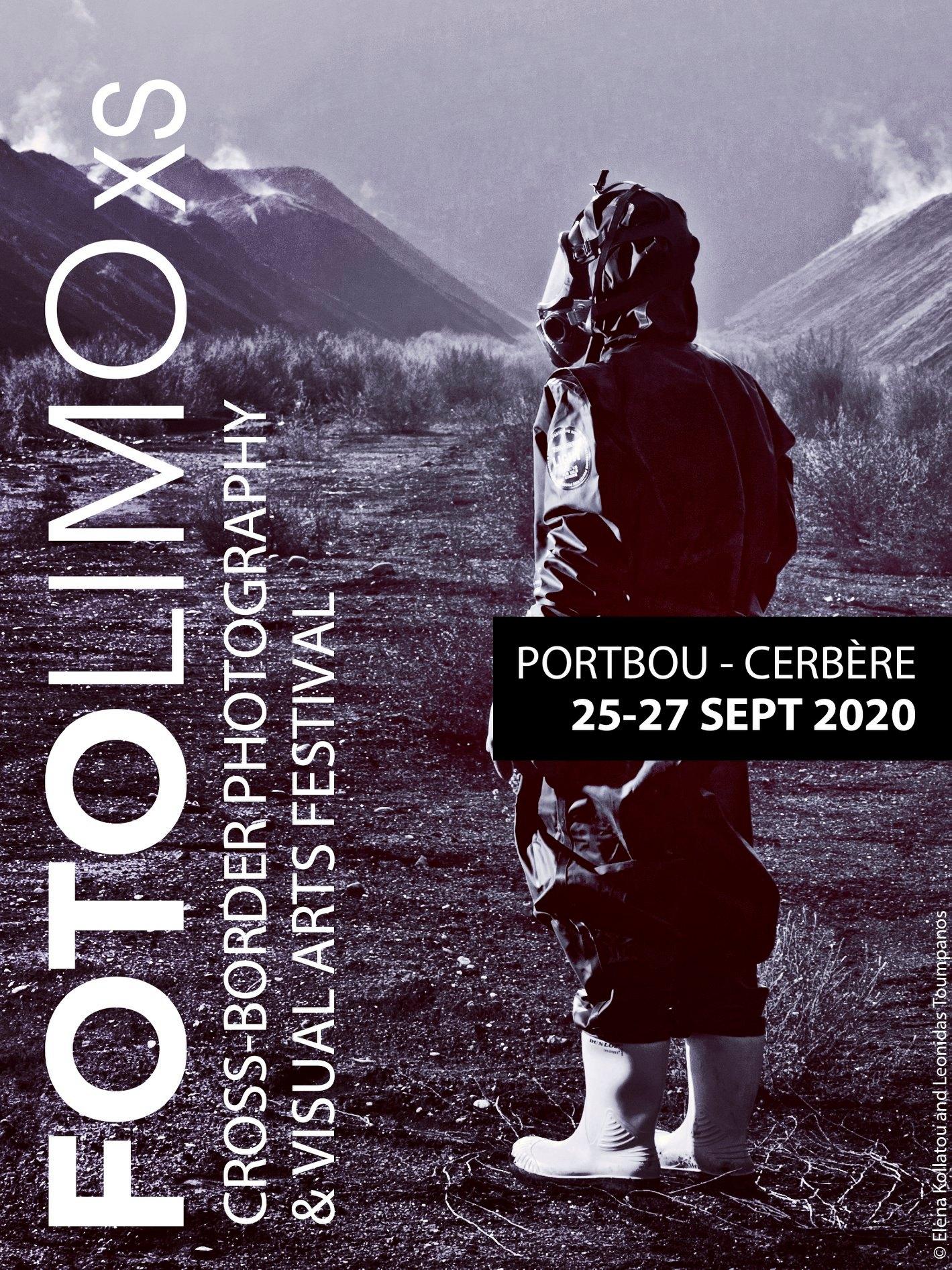Festival FotoLimo XS a Portbou