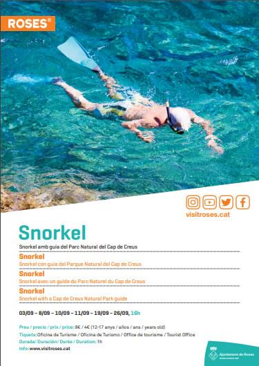 Snorkel a Roses