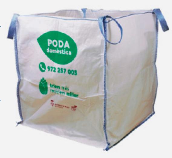 Nou servei gratuït de recollida de restes vegetals domèstiques