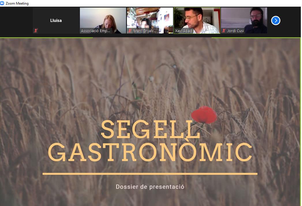 """Els empresaris de Roses creen el segell """"Gastronomia d'Origen"""" per potenciar la gastronomia com a pol d'atracció turístic"""