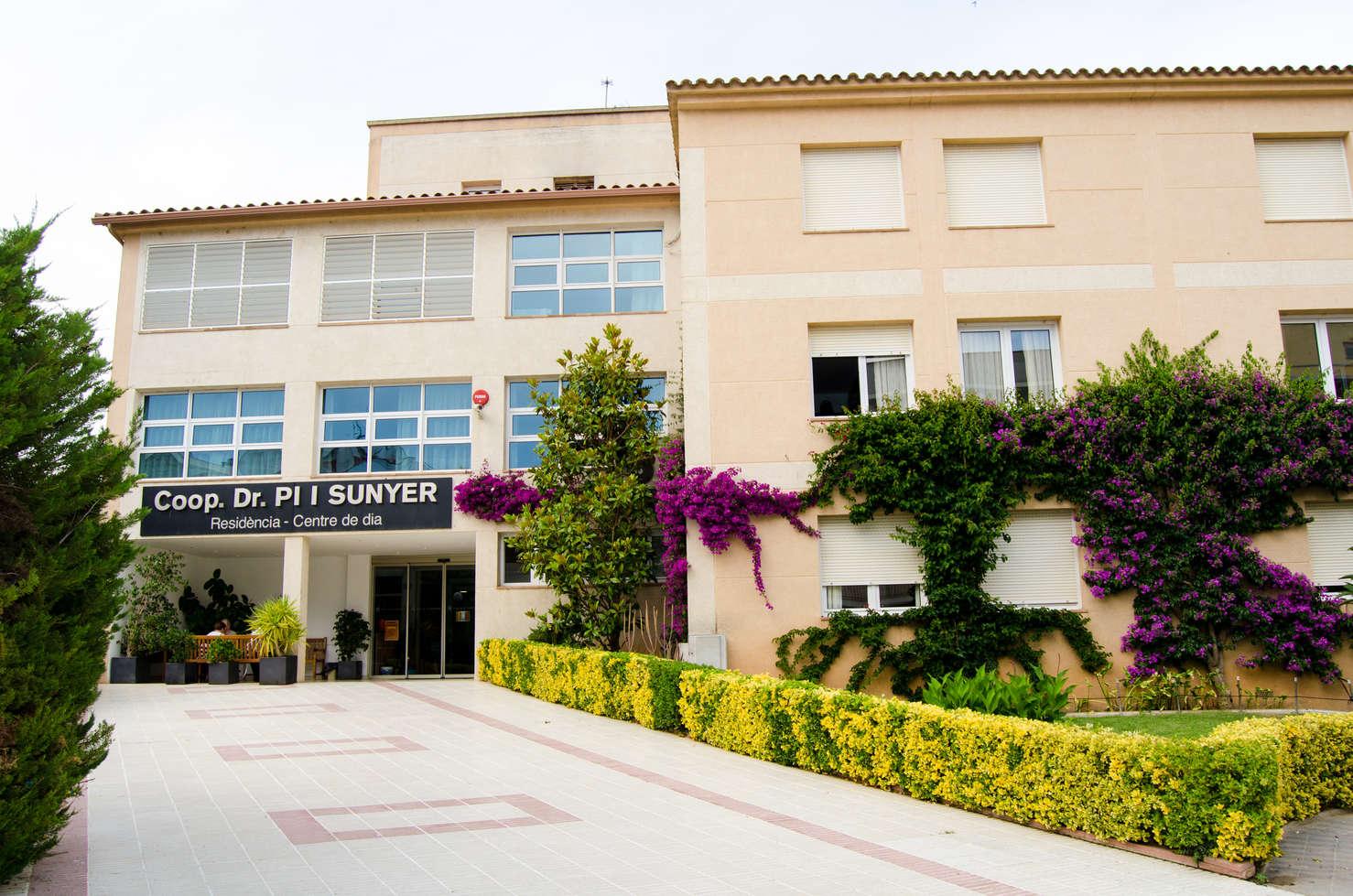 La covid colpeja la residència Pi i Sunyer de Roses amb quatre defuncions i 45 residents positius