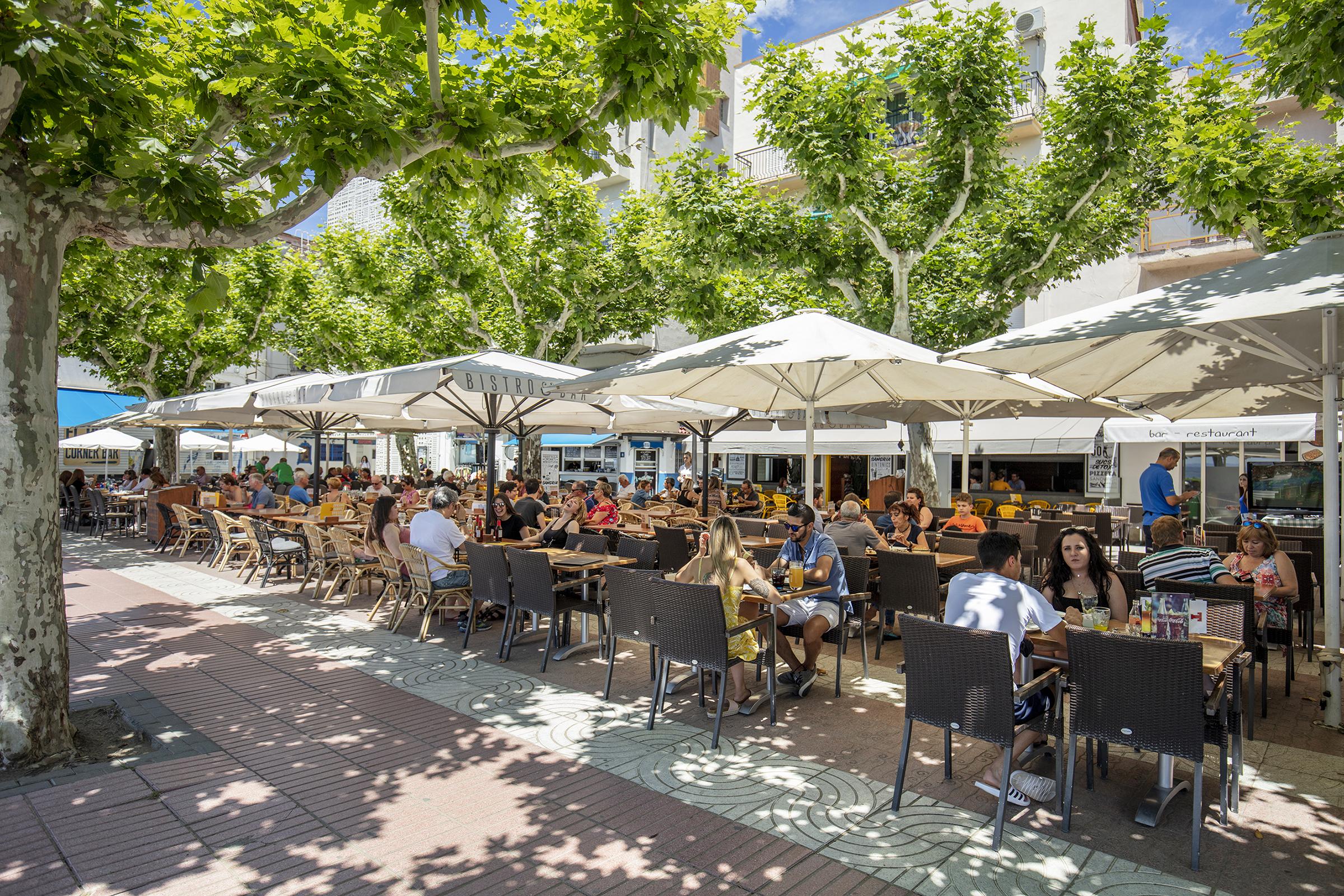 Roses subvencionarà amb 800 € restaurants, bars i centres d'estètica afectats per les restriccions