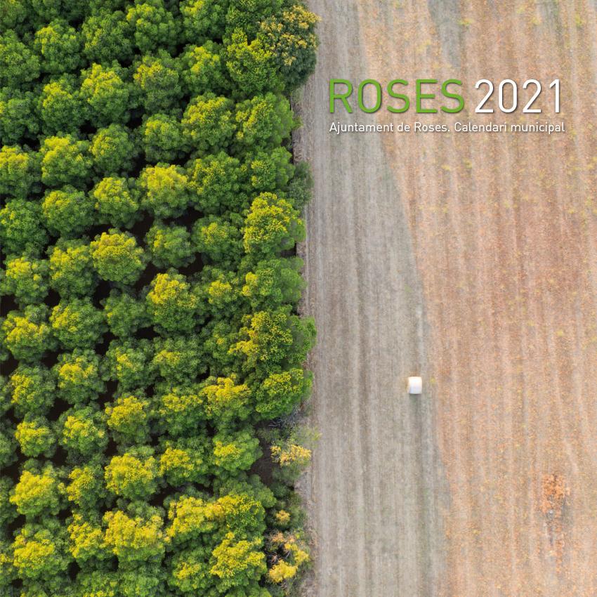 El calendari de Roses costarà enguany 1€, que es destinarà a la Marató de TV3