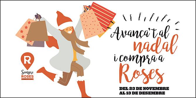 Roses impulsa campanyes promocionals des del 23 de novembre al 6 de gener