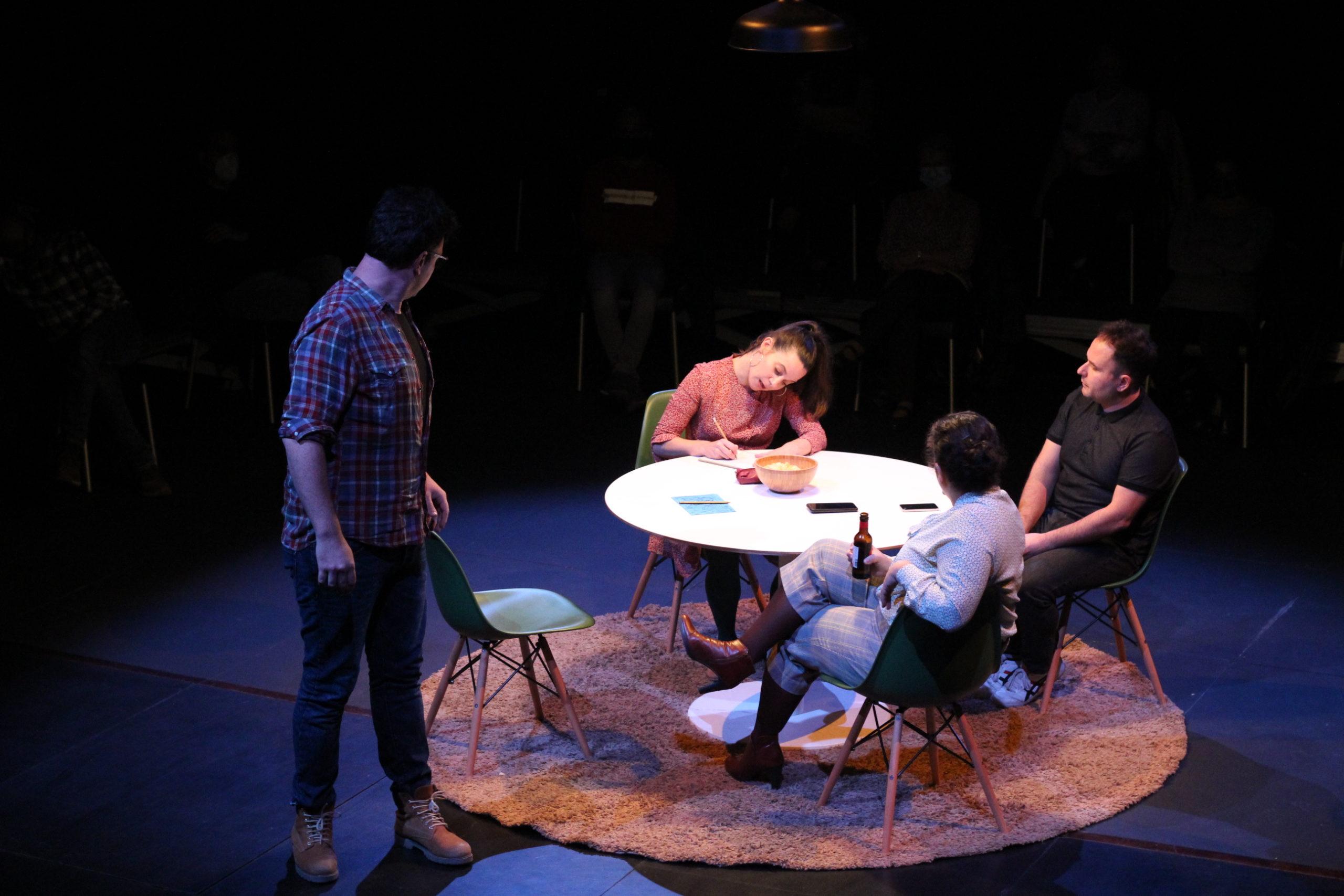 Fairfly torna a aixecar el teló del Teatre Municipal de Roses i li pren el relleu l'exitosa Solitudes