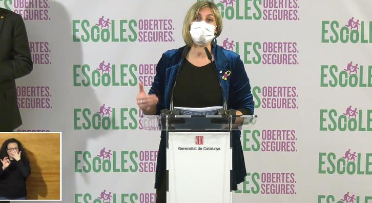 Catalunya ajorna el retorn a l'escola fins a l'11 de gener