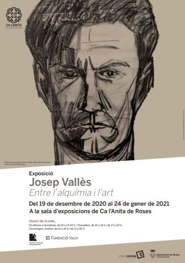 """Ca l'Anita de Roses acollirà l'exposició de Josep Vallès """"Entre l'alquímia i l'art"""""""