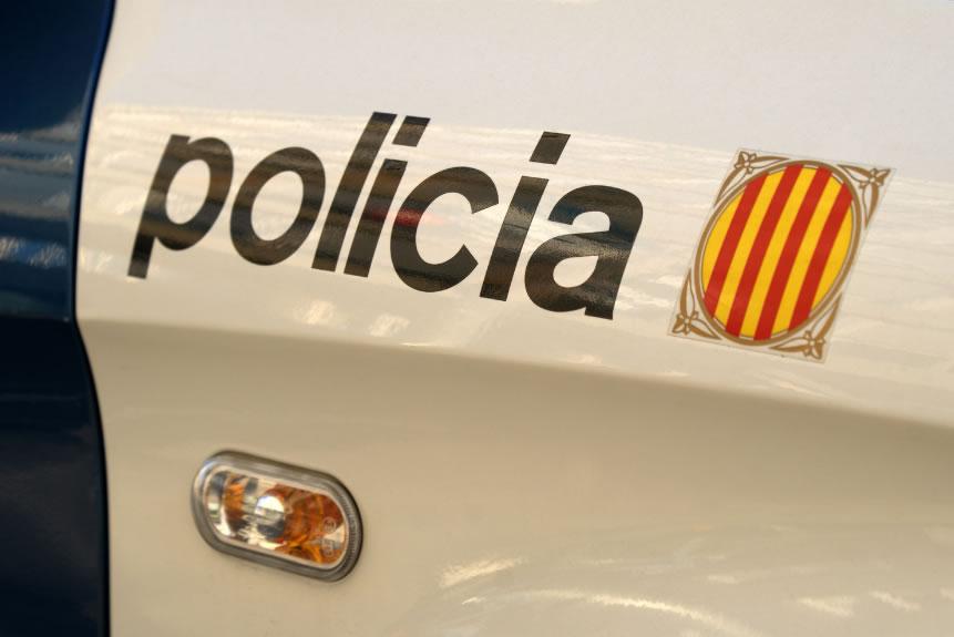 Desarticulat un grup criminal de multireincidents especialitzats en furts a l'AP-7 des de la Jonquera