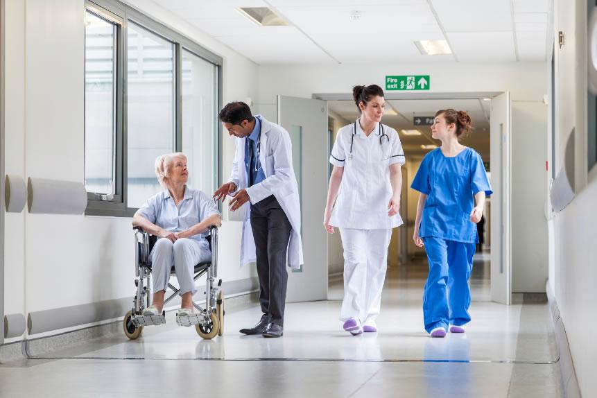 L'Hospital de Figueres manté el nombre de casos positius per covid