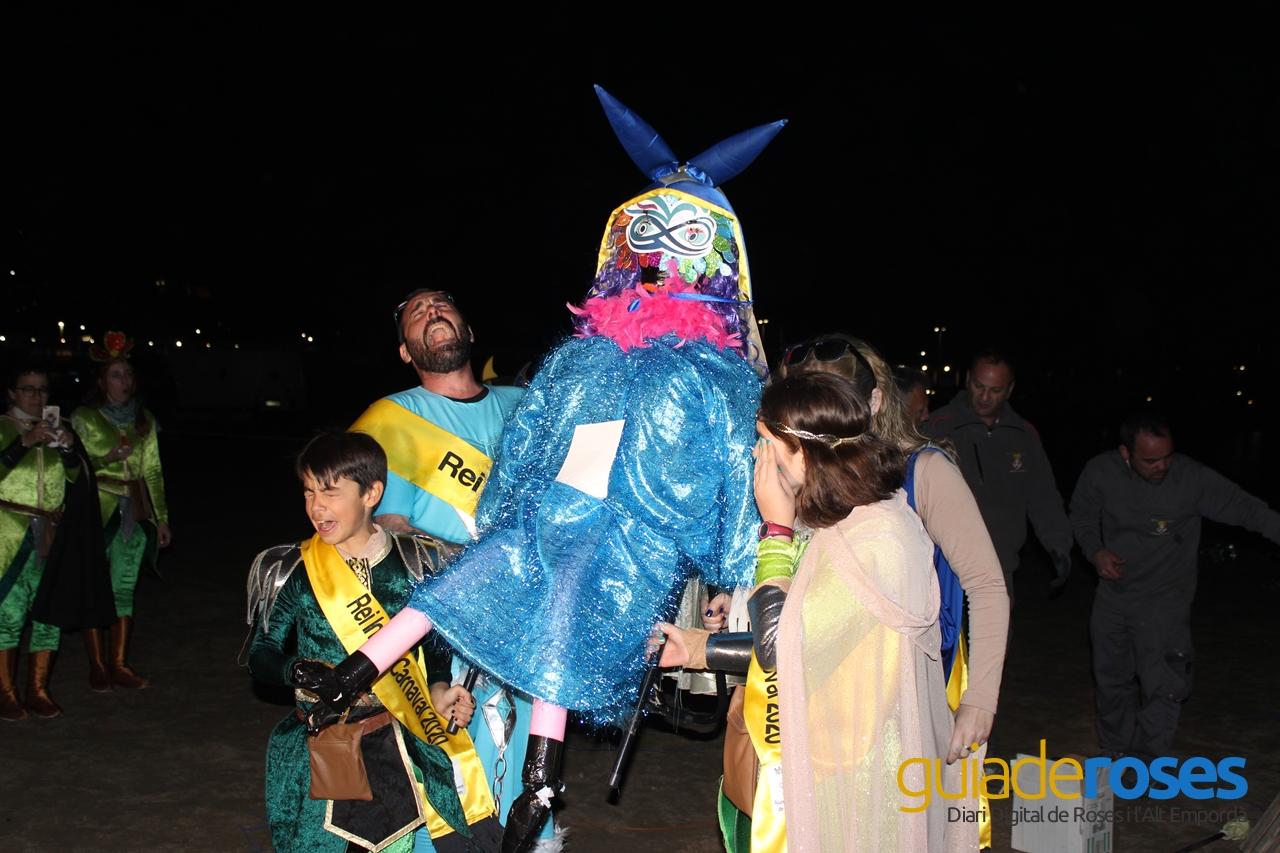 Adéu a un Carnaval Confinat