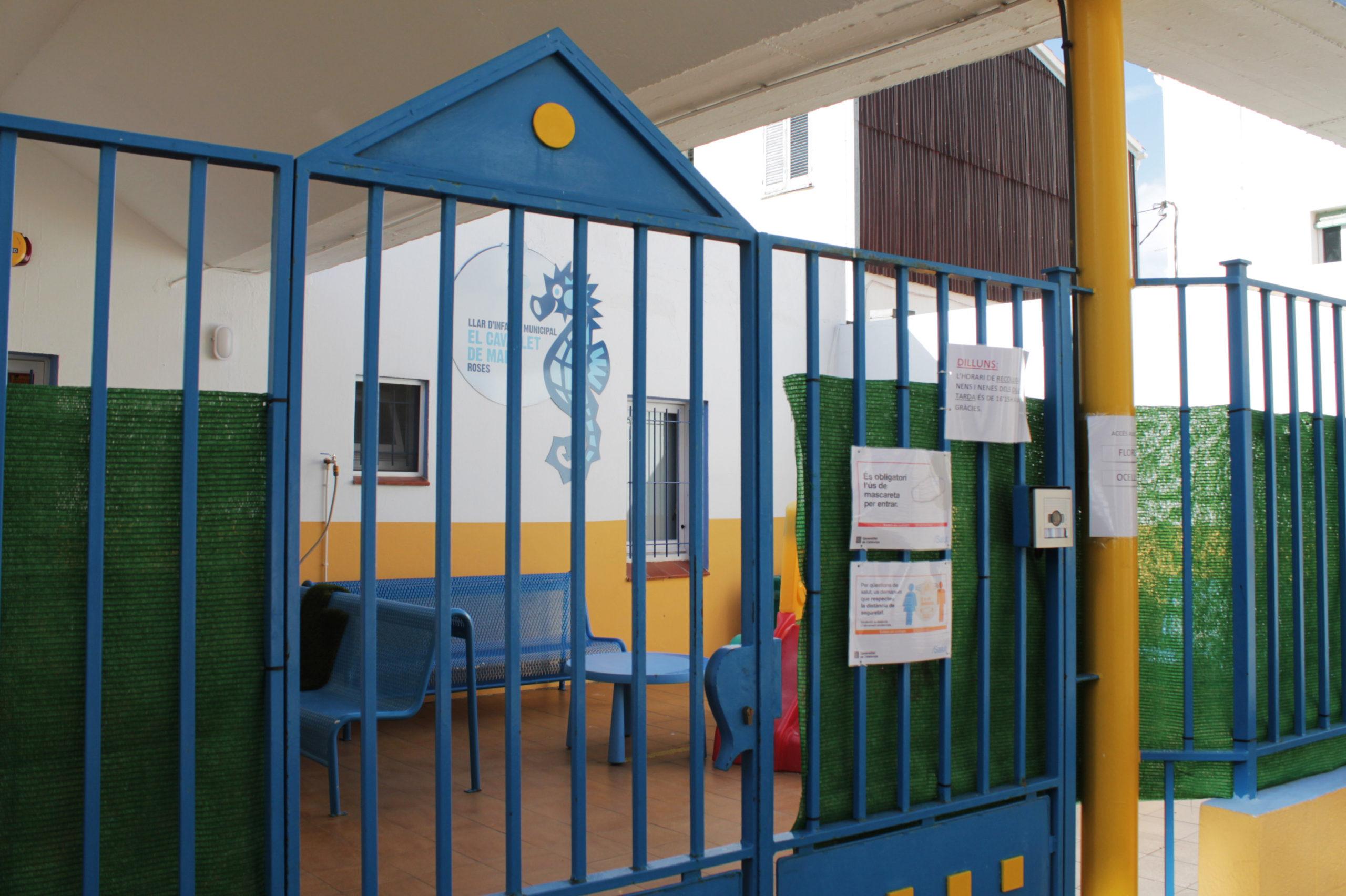 La llar d'infants municipal Cavallet de Mar obre un nou grup de P0 per atendre la demanda de places