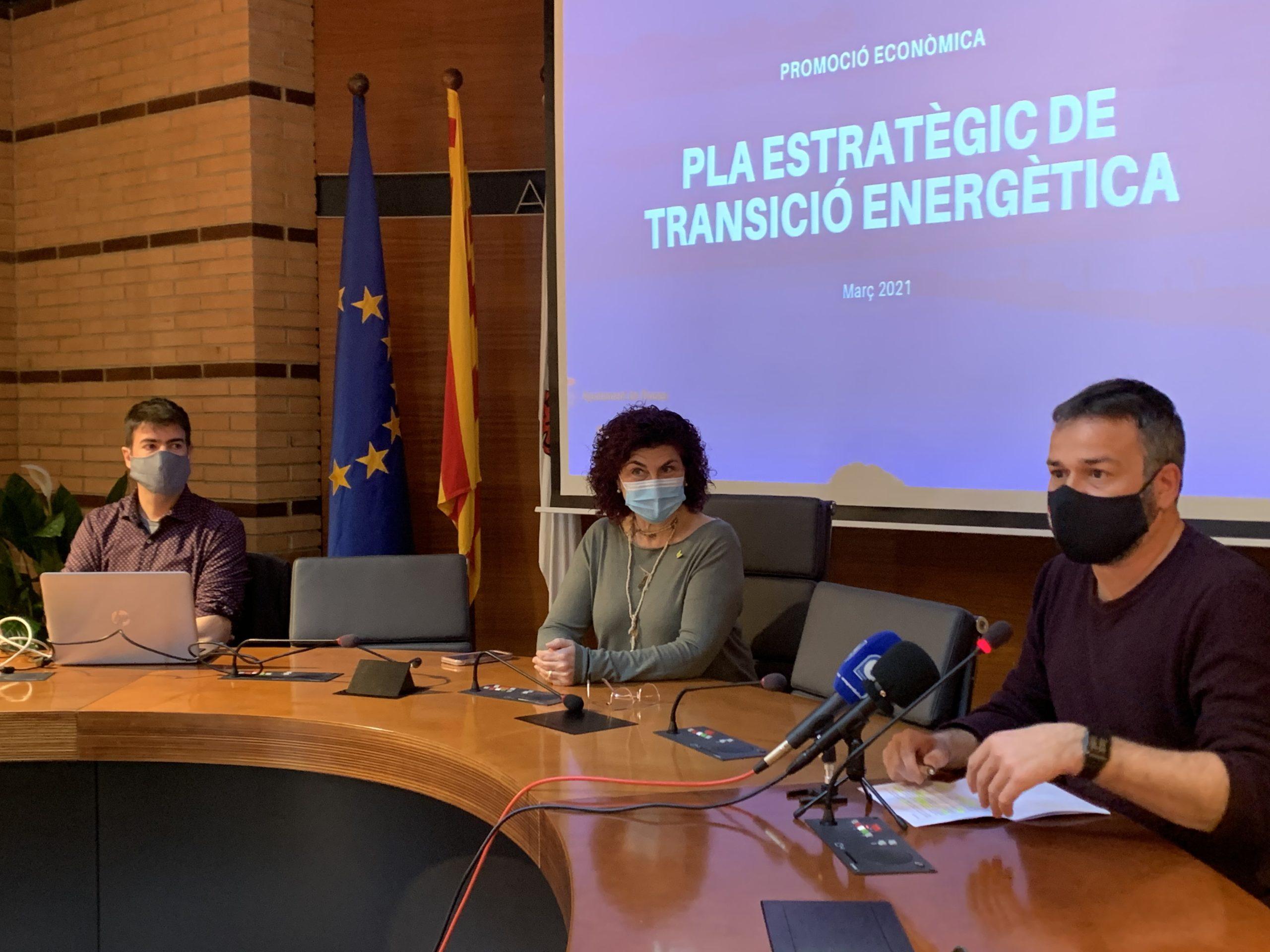 El Pla per a la transició energètica de Roses inclou 46 projectes per lluitar contra el canvi climàtic i reactivar l'economia