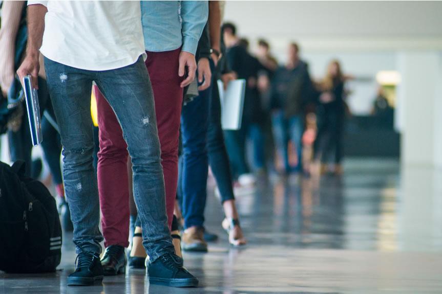 Catalunya augmenta la taxa d'atur en 4.209 persones