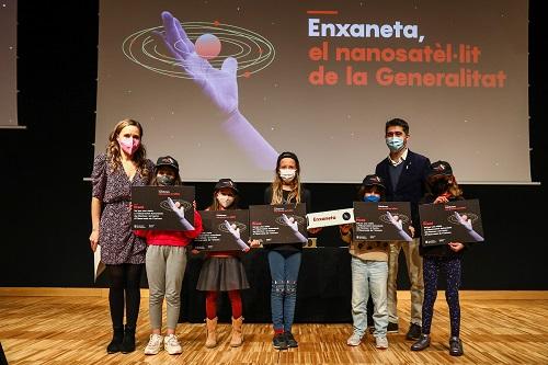 """El nou nano-satèl·lit Català """"Enxaneta"""" s'enlairarà aquest dissabte"""