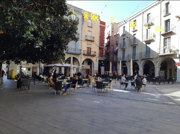 Figueres no cobrarà la taxa d'ocupació de via pública de bars i restaurants durant el segon trimestre de l'any
