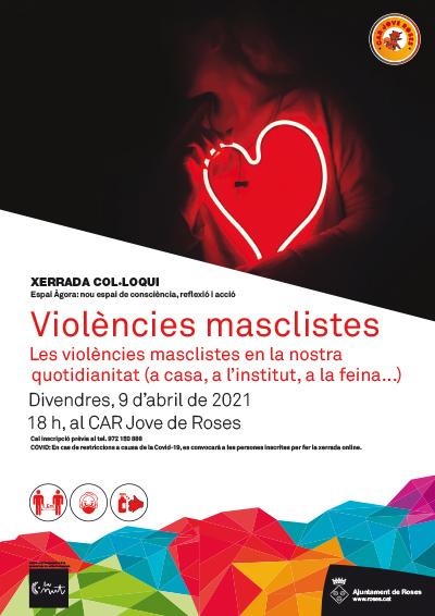 Una xerrada sobre violències masclistes continua potenciant la conscienciació dels joves de Roses