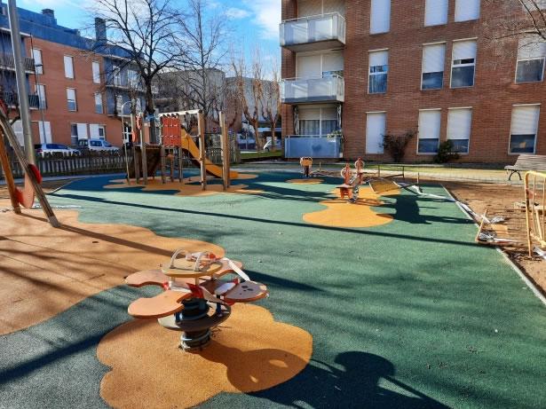 Figueres reobre els parcs infantils i els parcs de salut a l'aire lliure de la ciutat