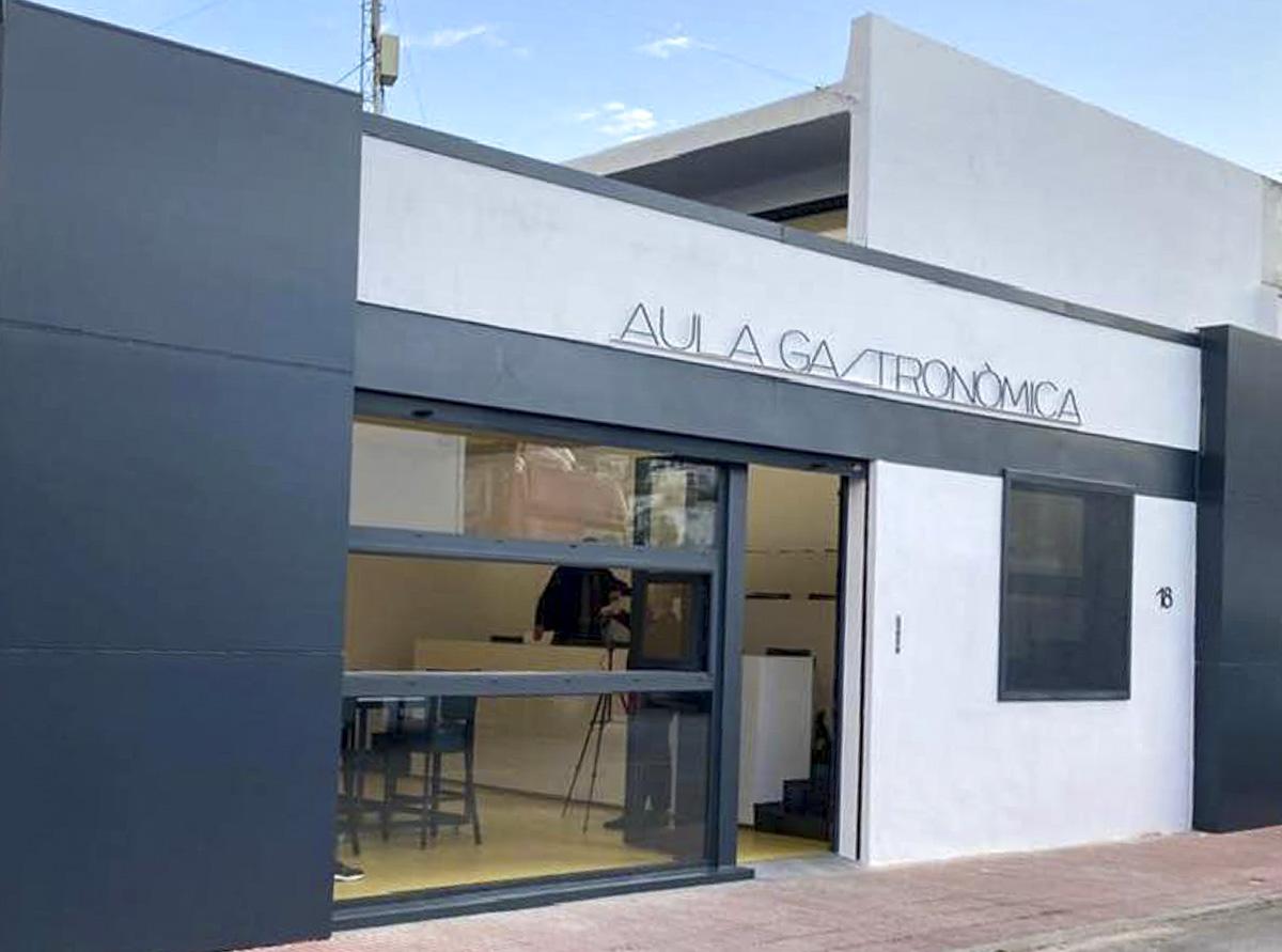 L'Aula Gastronòmica de Roses rep un dels distintius de l'Estratègia marítima de Catalunya 2019-2020