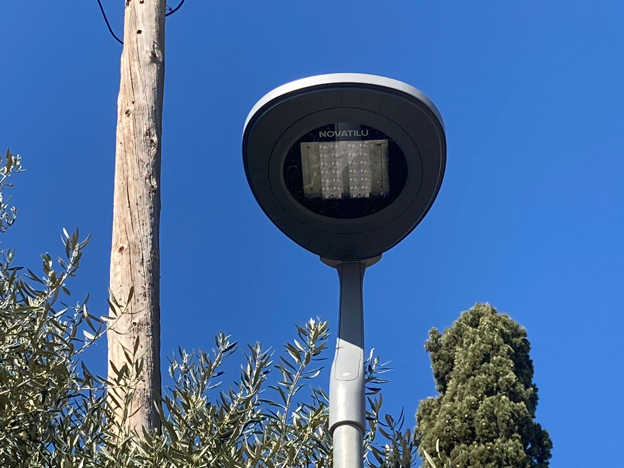 El Mas Fumats renova el seu enllumenat amb sistemes LED de baix consum