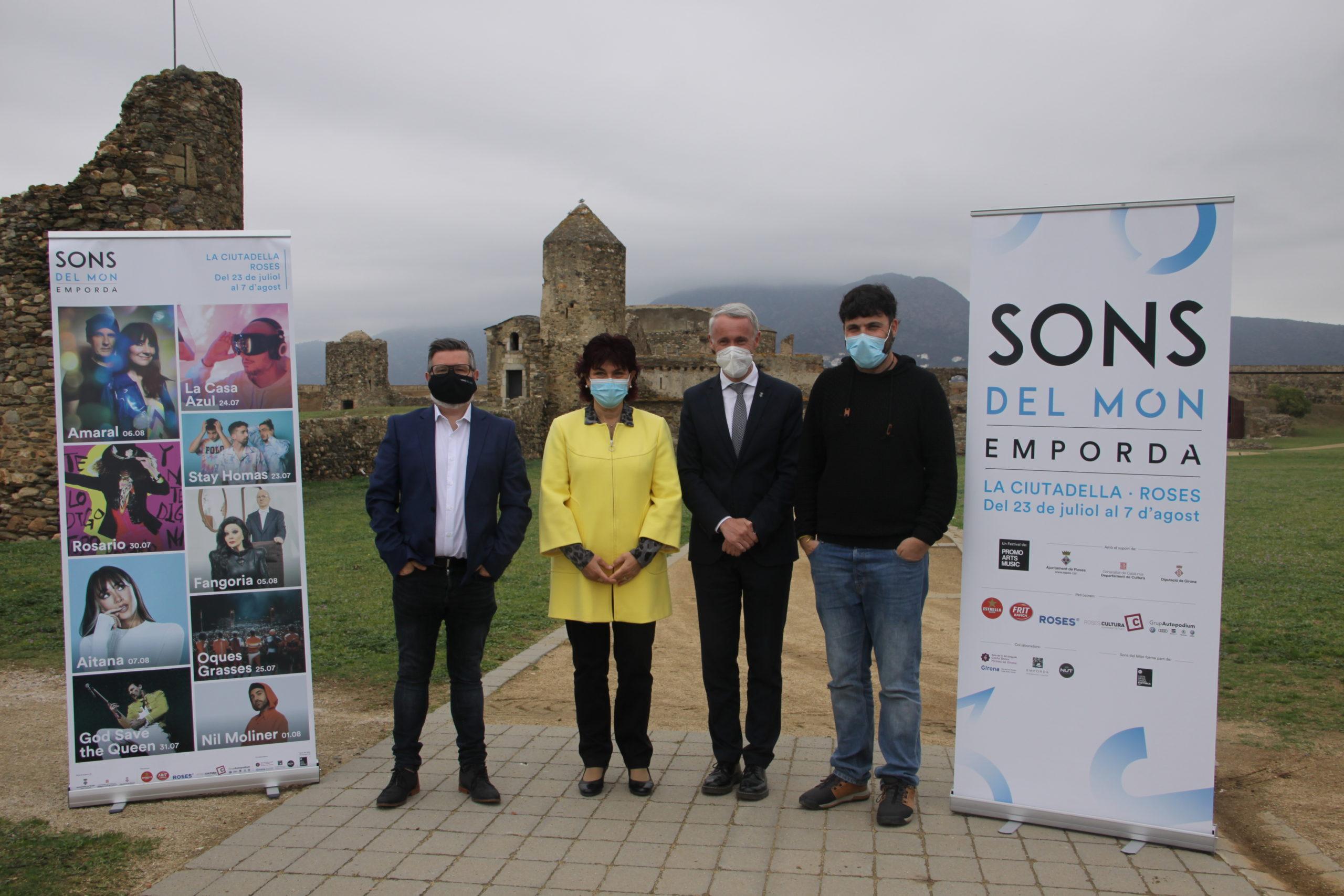 El festival Sons del Món tornarà a vibrar a la Ciutadella del 23 de juliol al 7 d'agost
