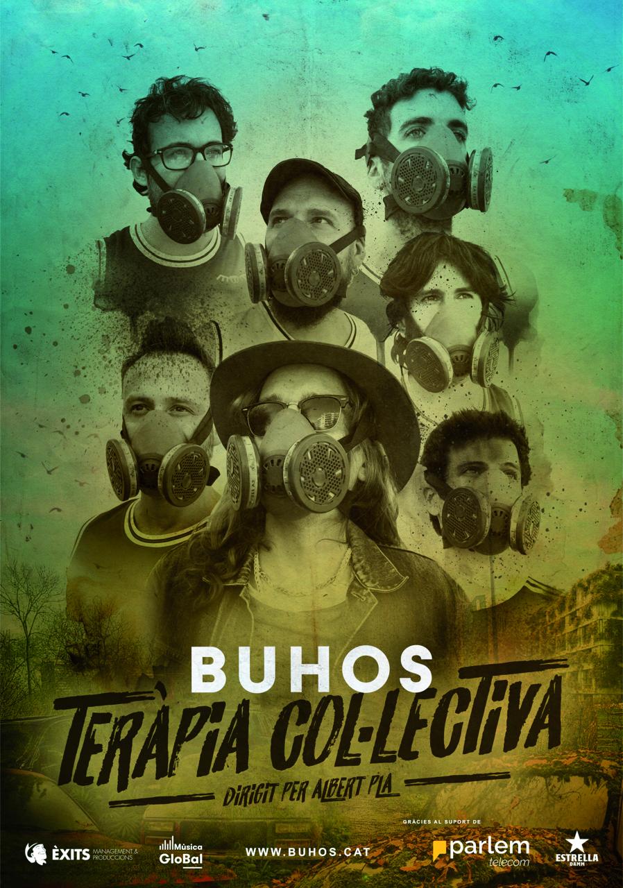 """Nou """"sold out"""" al Teatre Municipal de Roses amb el concert de Buhos"""