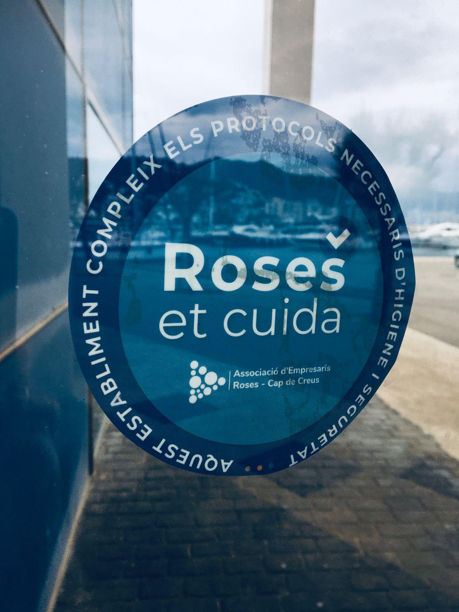"""""""Roses et cuida"""" es reactiva per oferir la màxima confiança i seguretat als clients"""