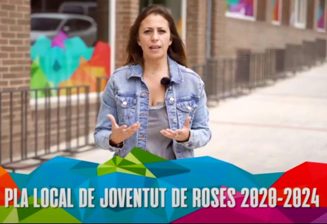 Els regidors de Roses graven vídeos per respondre al jovent del municipi temàtiques i inquietuds del seu interès