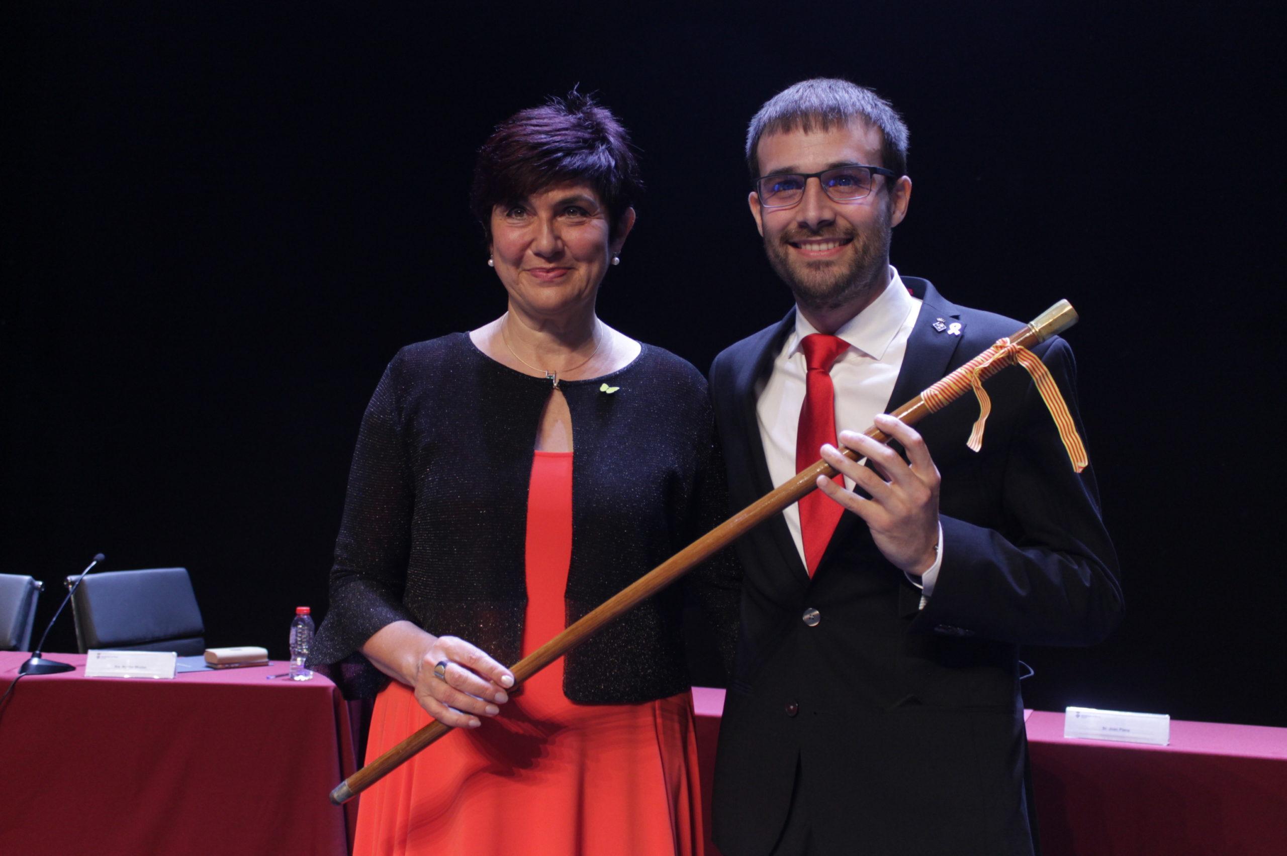 Joan Plana, nou alcalde de Roses