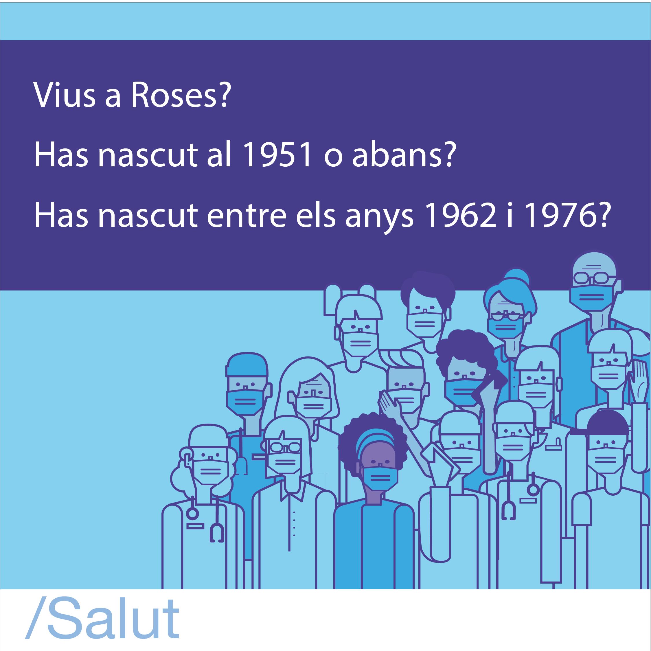 Marató de Vacunació sense cita prèvia a Roses
