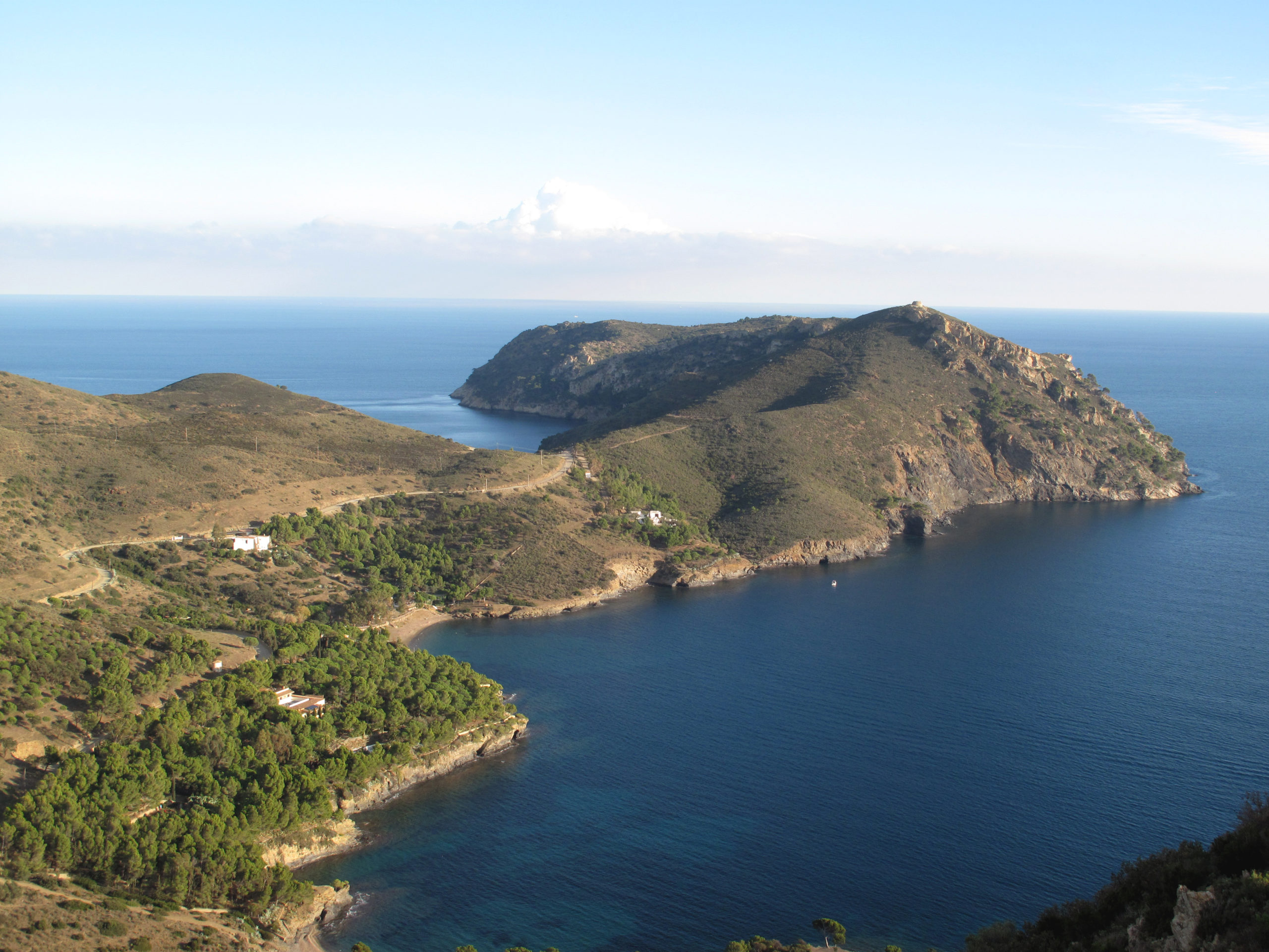 Roses limita l'accés al Parc Natural del Cap de Creus del 15 de juliol al 31 d'agost