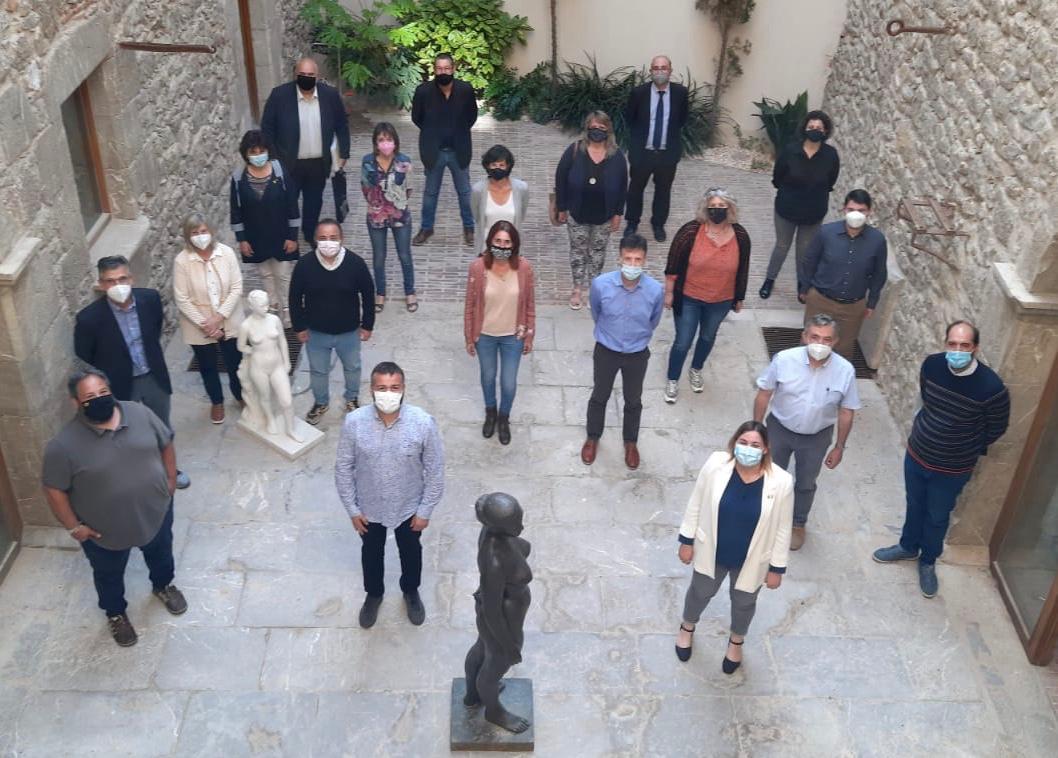 Roses participa en l'acord comarcal per a la creació de l'Agència de desenvolupament de l'Alt Empordà