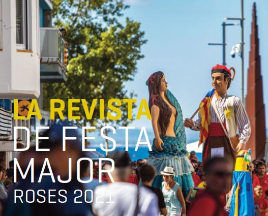 La Festa Major de Roses d'enguany recupera les Fires i el Castell de Focs Artificials
