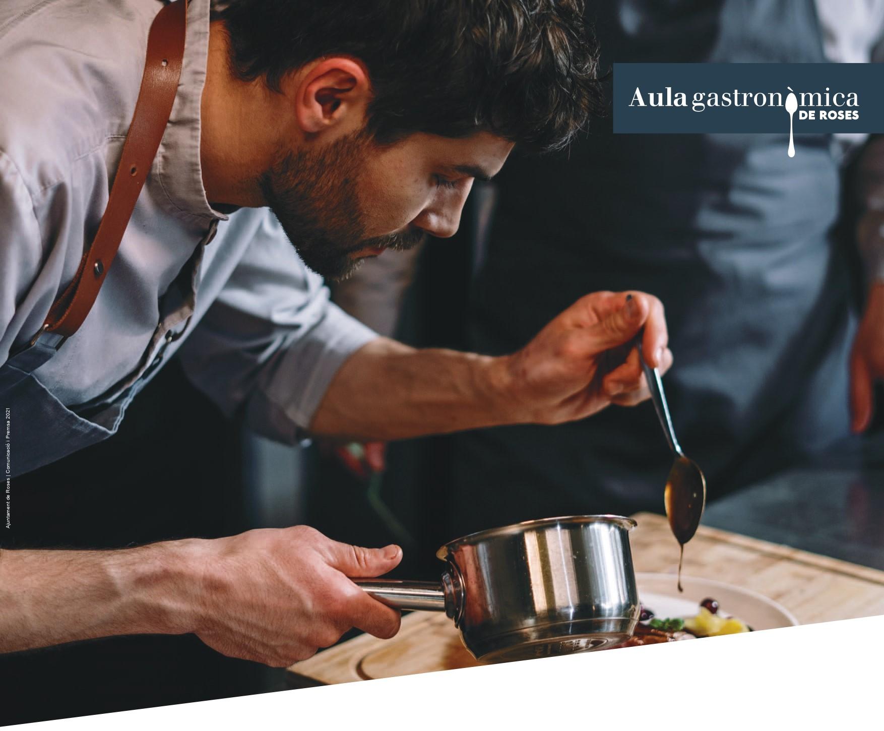 L'Aula Gastronòmica de Roses acollirà un curs de cuina per a joves inscrits al sistema de Garantia Juvenil