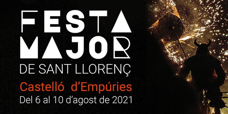 Festa Major de Sant Llorenç del 6 al 10 d'agost