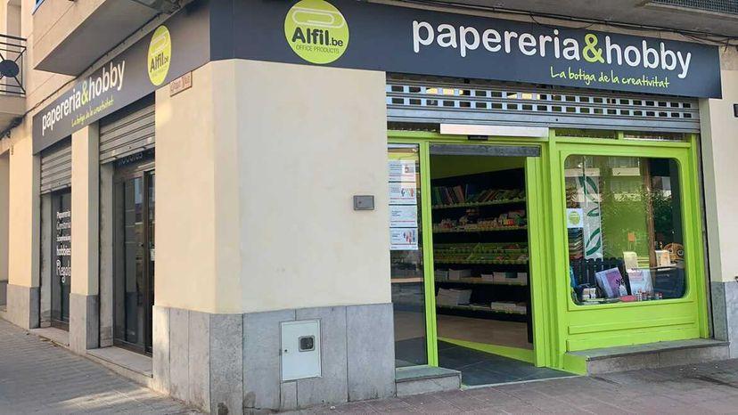Alfil.be obre botiga a Roses