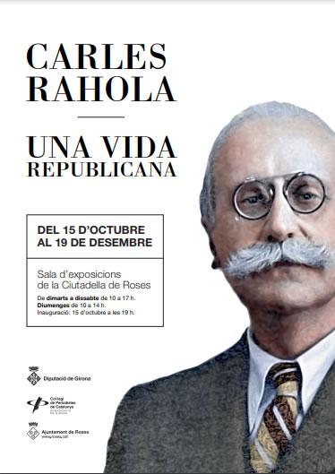 Exposició Carles Rahola a Roses